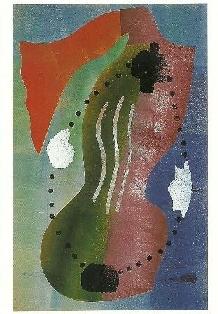 Compositie 1944, Hendrik Nicolaas Werkman