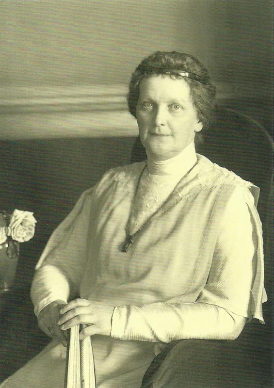Foto Marie Steiner- von Sivers 1915