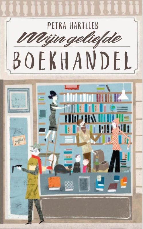 Mijn geliefde boekhandel / Petra Hartlieb