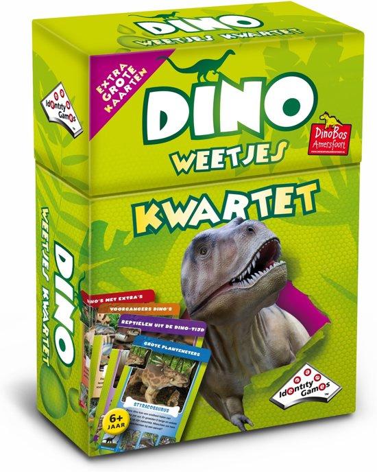 Dino weetjes kwartet (6+)