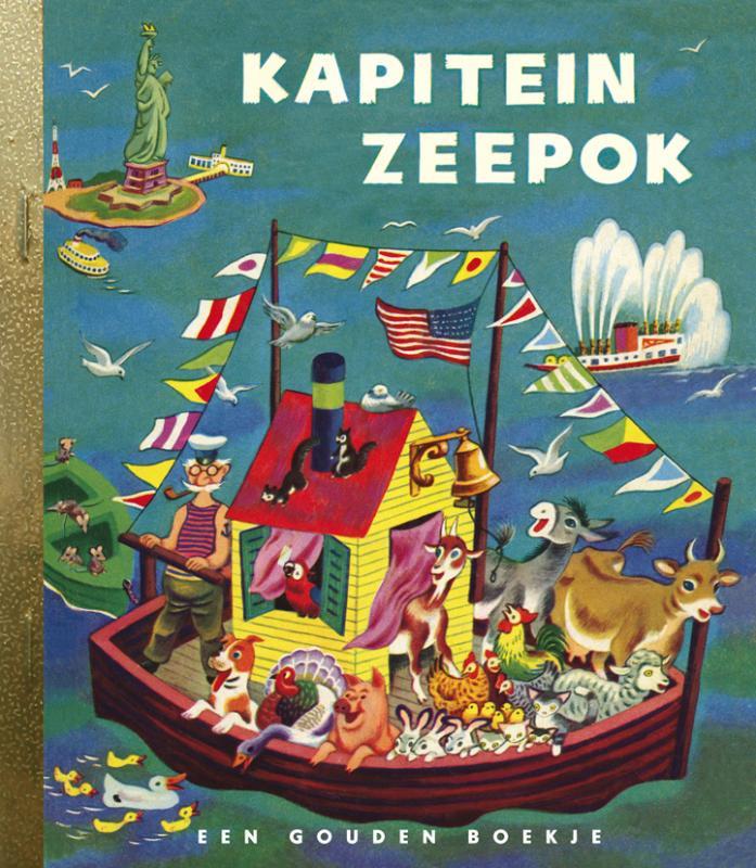 Kapitein Zeepok / Georges Duplaix