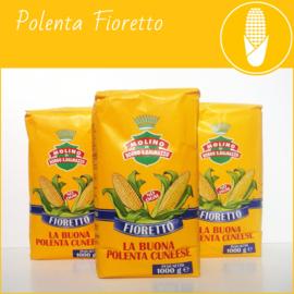 Farina di mais per polenta, Molino BSD, 1000 gr