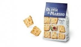 Olivia & Marino, Sfoglie croccanti, Pavese,180 gr