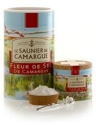 Fleur de sel de Camarque, 125 gr of 1000 gr