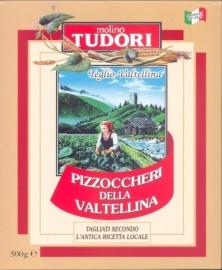 Pizzoccheri Valtellina, 500 gr