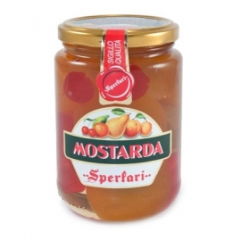 Mostarda di frutti, Sperlari, 380 gr