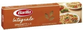 Barilla, spaghetti no5 integrale (volkoren),  500 gr