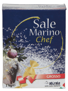 Sale marino gross, 1 kg