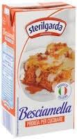 Besciamella,  Sterilgarda, 200 ml