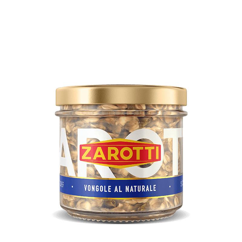 Vongole  Naturale,  Zarotti, 110 gr