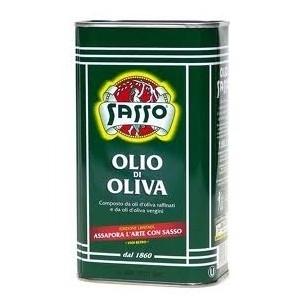 Olijfolie Sasso, 1 liter