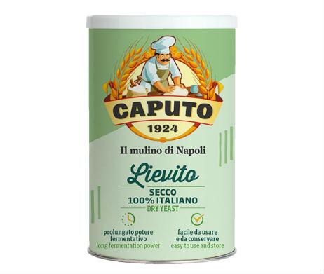 Lievito Secco, Droge Gist, Caputo, 100 gr
