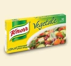 Bouillon blokjes, Dadi Vegetale, Knorr