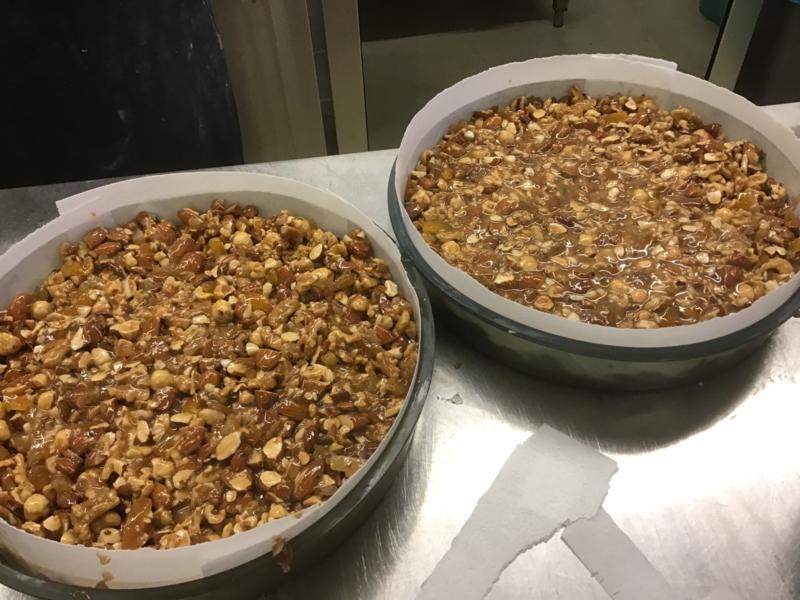 Panforte uit Pomino`s keuken, circa 250 gr