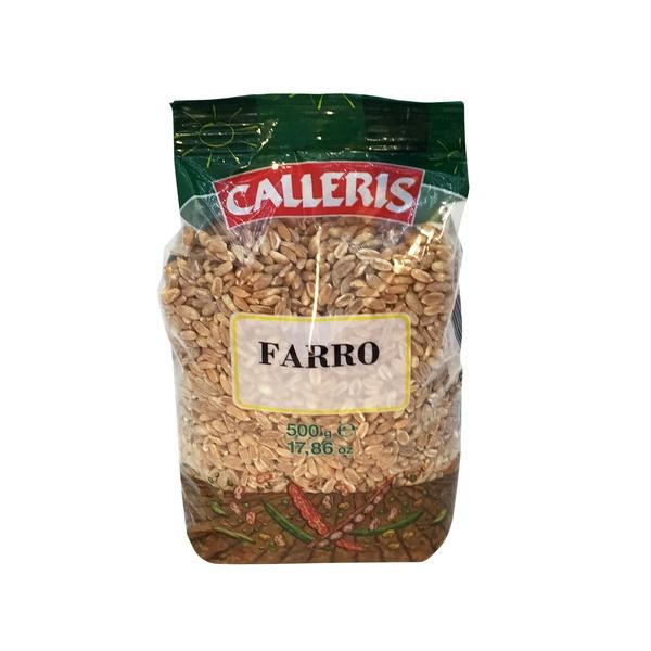 Farro perlato, Calleris, 500 gr