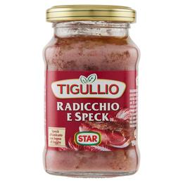 Sugo con Radicchio e Speck, 190 gr, Tigullio