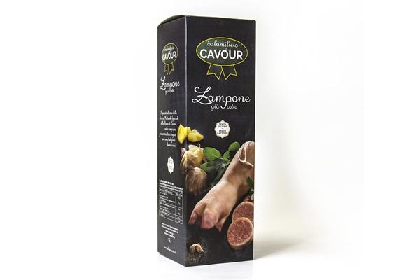 Zampone, Cavour,  1000 gr