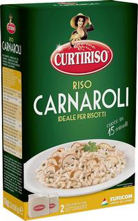 Riso Carnaroli, Curtiriso, 1000 gr