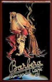 Barbera Espresso, gemalen 500gr