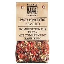 Preparato per pasta pomodori e basilico, Casale Paradiso, 100 gr