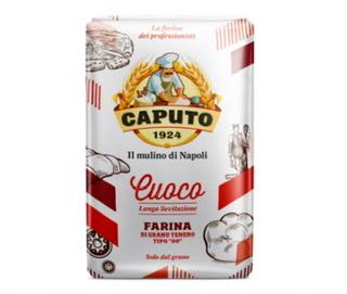 Caputo Rosso, Farina 00 di grano tenero, per Pizza, 1000 gr