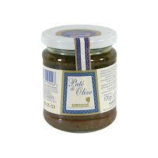 Pate di Olive Taggiasche, 180 gr, Pellegrino
