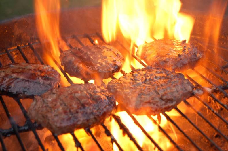 barbecue-brandblusapparaat
