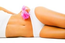 Harsarrangement: Bikinilijn & onderbenen