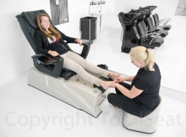 Amerikaanse SPA pedicure/massage behandeling