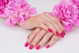 Gelpolish Manicure Behandeling