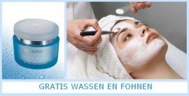 Hydro Power Facial  met GRATIS Wassen/Föhnen