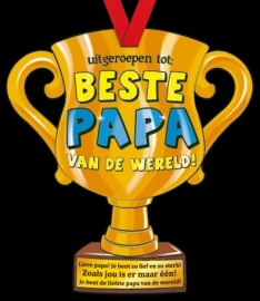 Party Trophy - Papa