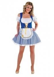 Bayern jurkje blauw