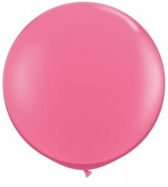 Ballonnen 3ft rose