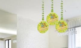 Hangdecoratie Lentefeest