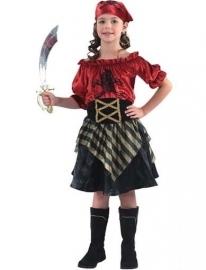 Piraat kleding