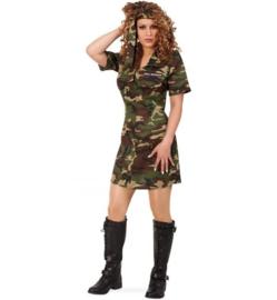 Sergeant leger jurkje