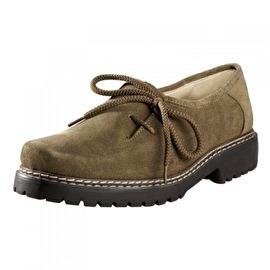 Tiroolse schoenen lichtbruin