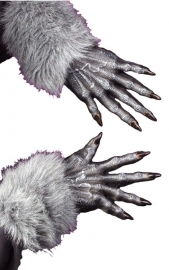 Weerwolf handen deluxe