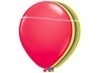 Neon ballonnen assortie 50 stuks