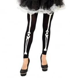 Skeleton dames legging
