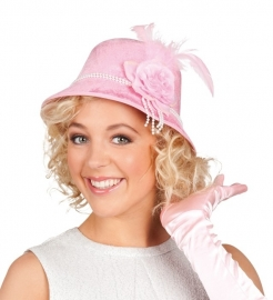 Pink lady Hoed