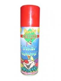 Haarspray / Hairspray rood