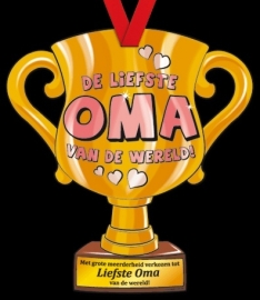 Trophy - Oma