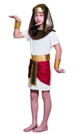 Egyptisch kinder kostuum