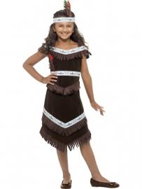 Indianen jurkje compleet