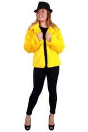 Bontjas geel