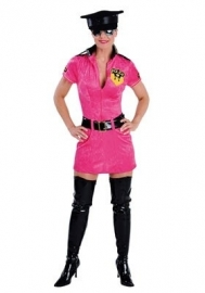 Roze Politie jurkje
