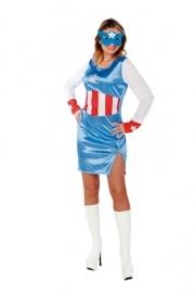 Kapitein Amerika dame