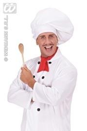 Muts chef-kok groot